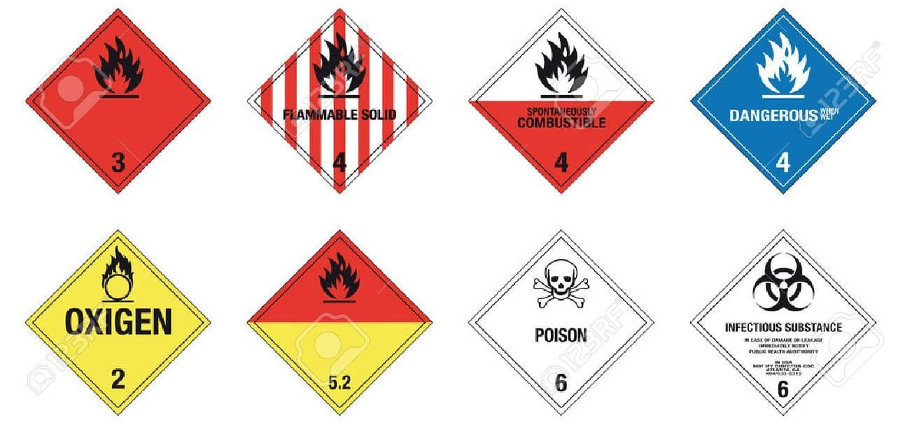Dangerous goods Safety advisor